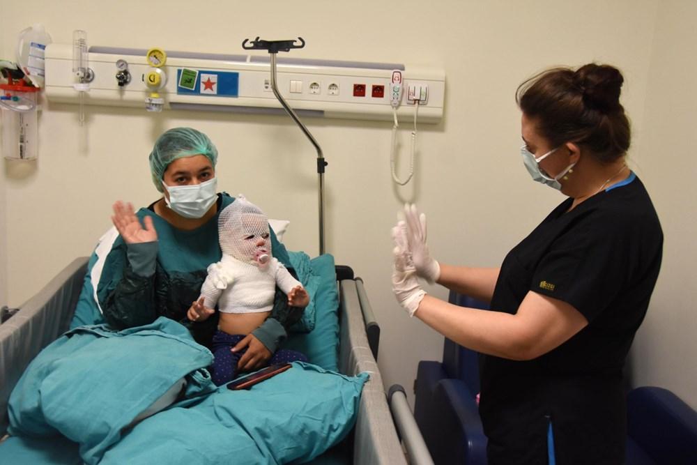 Beril bebekten iyi haber: Hayati tehlikesi yok - 9