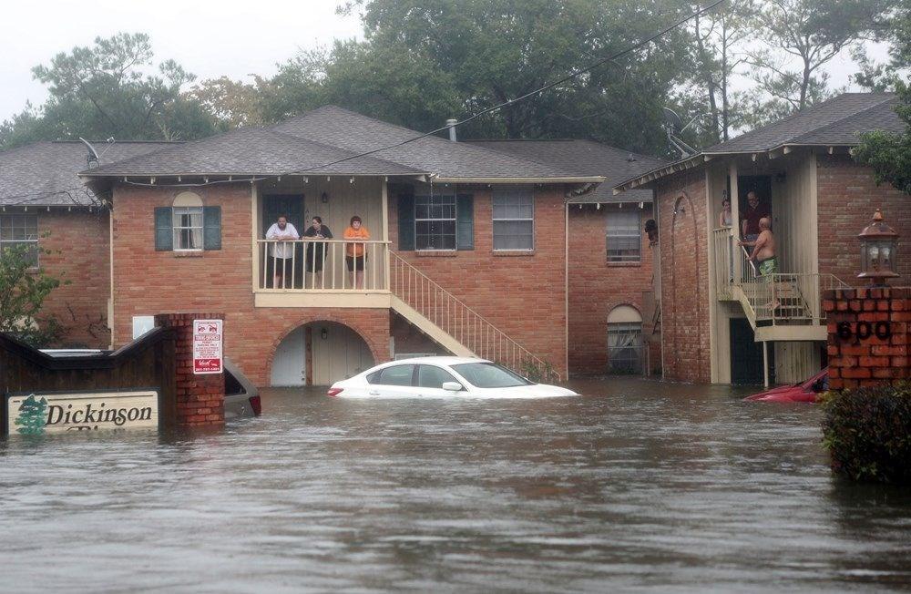 Küresel ısınma fırtınaların şiddetini iki kat artırdı:  Harvey Kasırgası'na benzer felaketlere karşı uyarı - 6