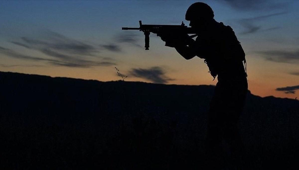 SON DAKİKA:Kuzey Irak'ta 13 terörist etkisiz hale getirildi