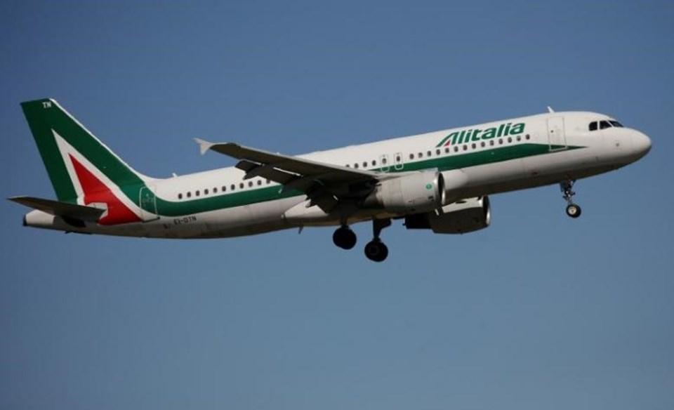 İtalyan Alitalia bir süredir grevler nedeniyle maddi zorluklar yaşıyor...
