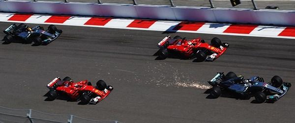 Formula1'de silahlı soygun şoku