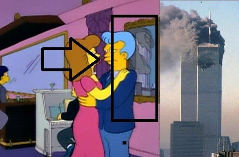 Simpsonlar'ın (The Simpsons) kehaneti yine tuttu: ABD'de Kongre Binası işgali - 21