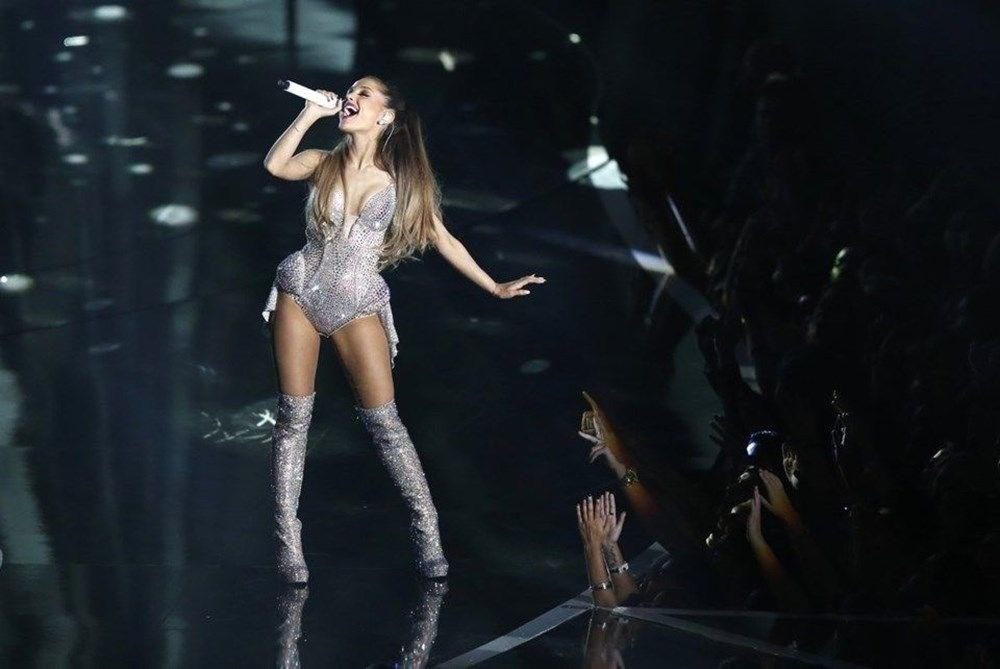 Yıldız şarkıcı Ariana Grande müziğe ara verdi - 3