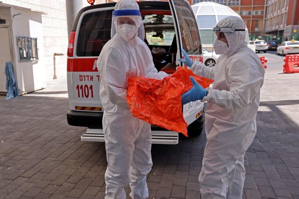 İsrail Covid-19'da 3. dozu zorunlu kılan ilk ülke oldu: 2 milyon aşı pasaportu tehlikede - 2