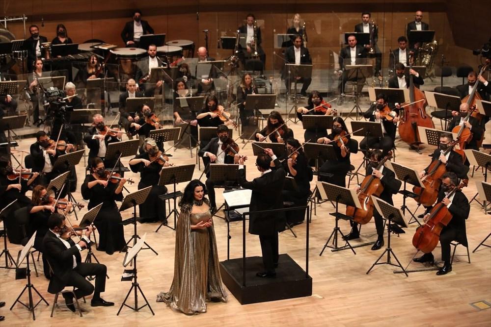 Cumhurbaşkanlığı Senfoni Orkestrası yeni bina açılış konseri - 30