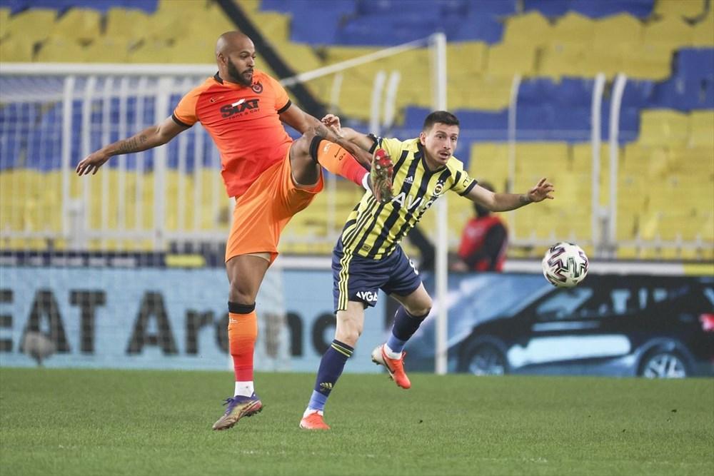 Derbide kazanan Galatasaray - 7