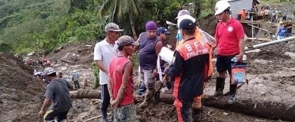 Filipinler'deki Yutu tayfunu 15 can aldı