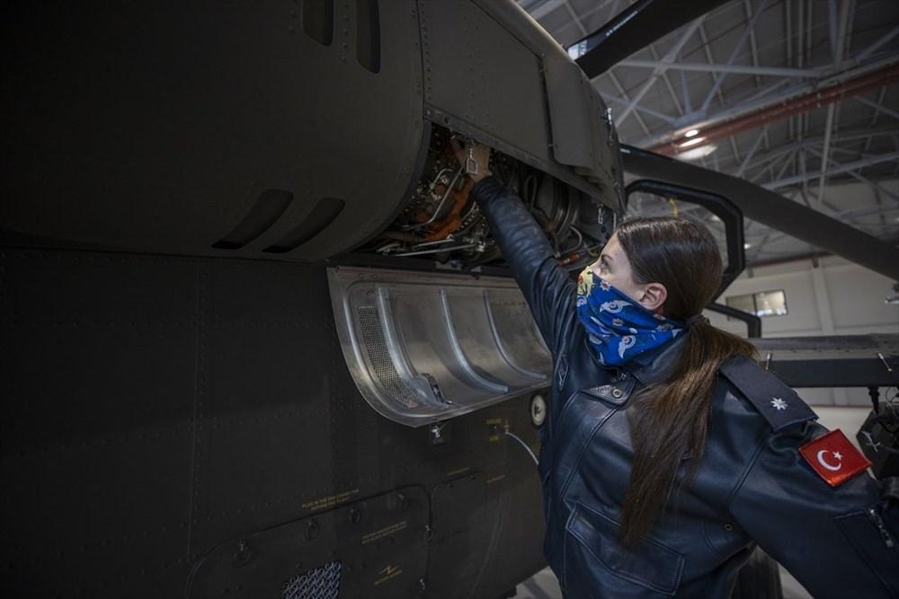Türkiye'nin ilk kadın taarruz helikopter pilotu - 9