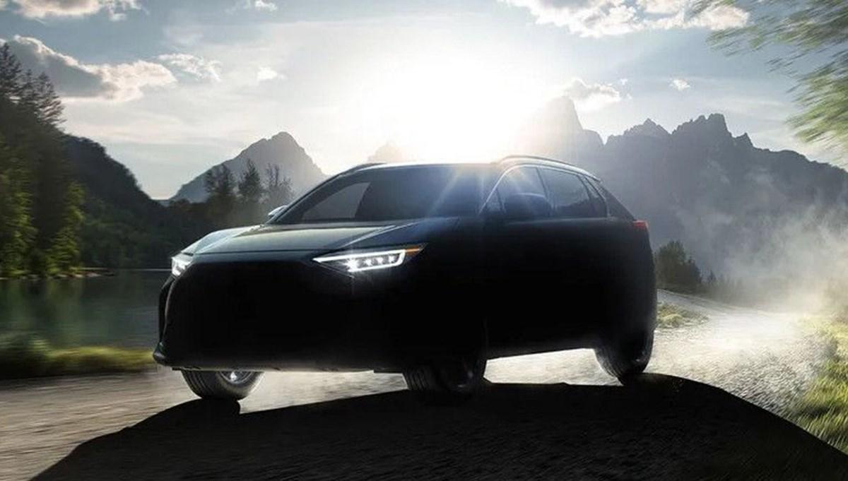 Subaru'nun ilk elektrikli otomobilinin adı ve detayları belli oldu