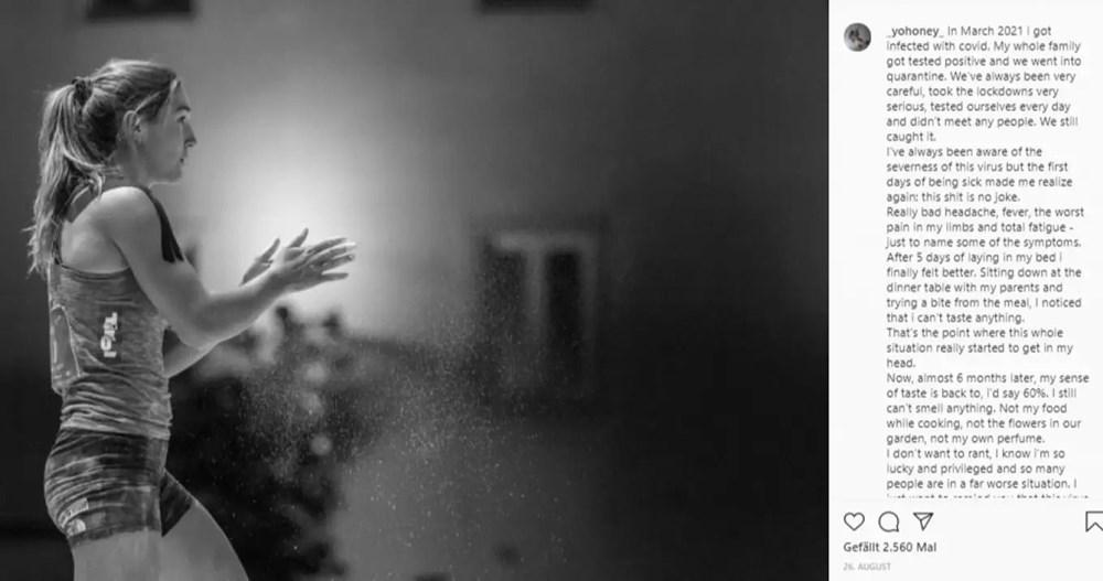 Johanna Farber isyan etti: Bedenim cinsel obje değil - 8