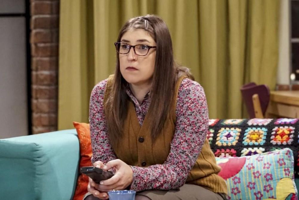 Mayim Bialik: The Big Bang Theory'e sağlık sigortası için katıldım - 3