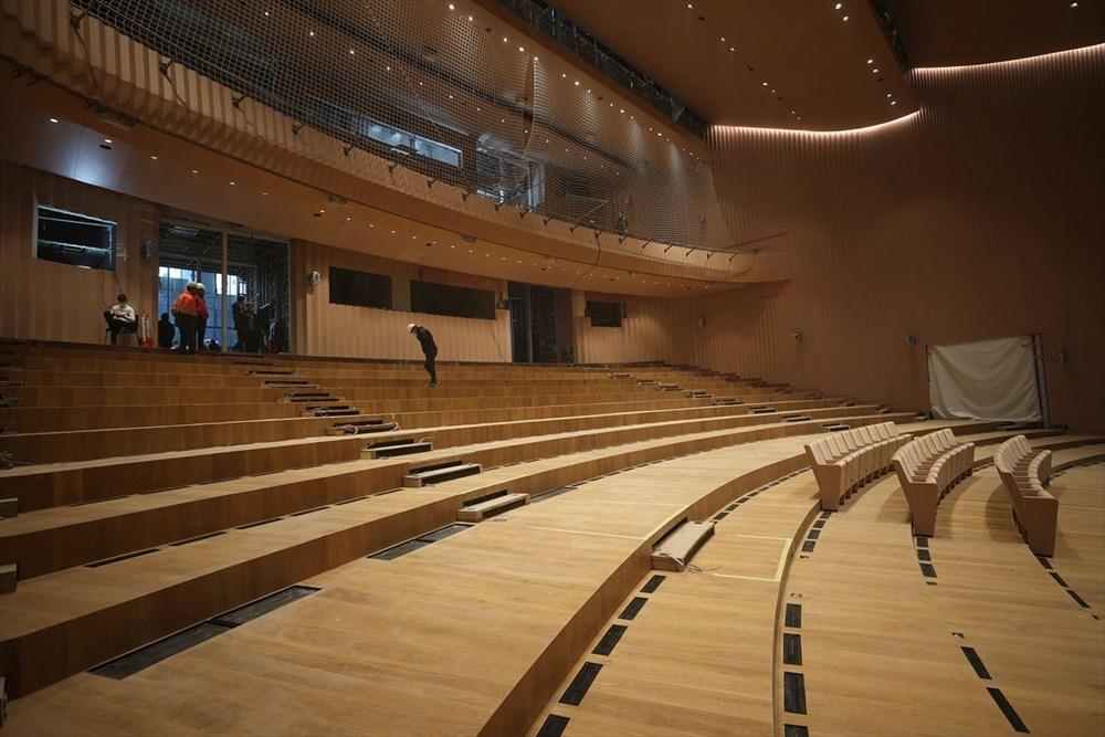 Kültür ve Turizm Bakanı Ersoy: AKM dünyadaki en önemli 10 kültür merkezi arasında yer alacak - 15