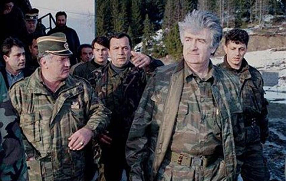 Mladiç ve Karadziç
