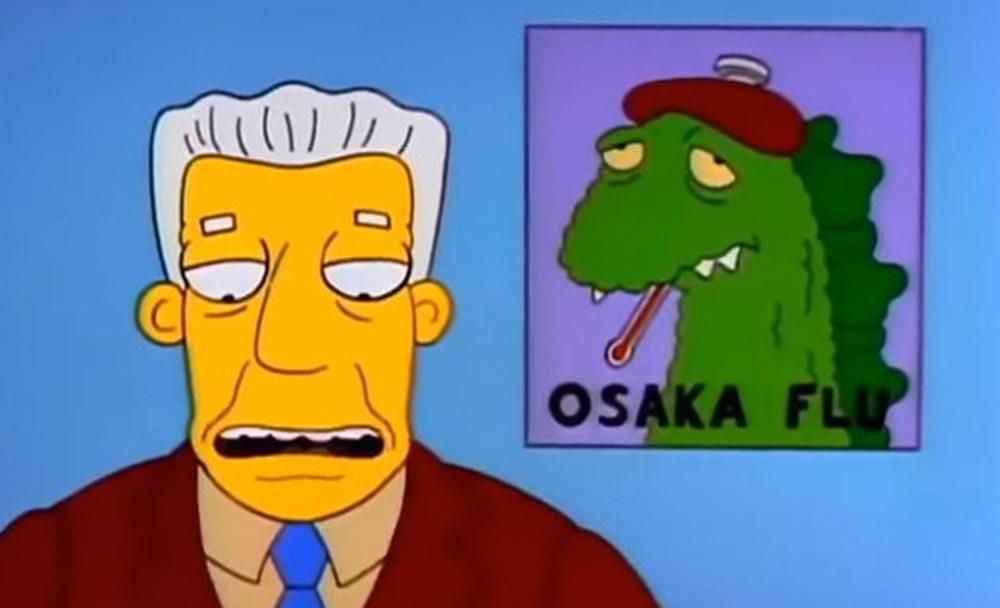 Simpsonlar'ın (The Simpsons) kehaneti yine tuttu: ABD'de Kongre Binası işgali - 12