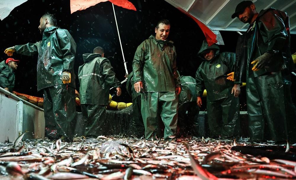 Av yasağı kalktı: Sezonun ilk balıkları avlandı - 8