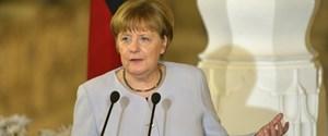 Merkel'den İncirlik mesajı