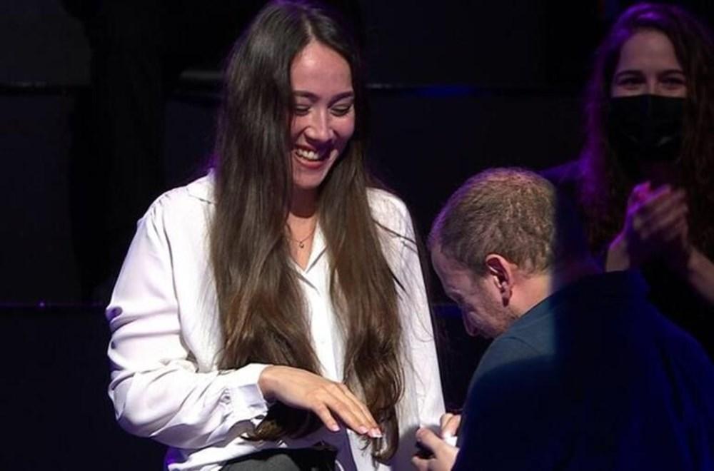 Sihirli Annem'in Kerem'i Michele Cedolin'den Kim Milyoner Olmak İster'de evlilik teklifi - 5