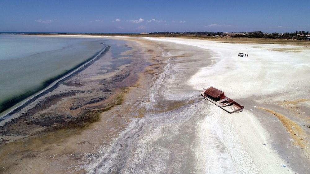 İklim değişikliğiyle Van Gölü büyük tehlike altında - 4