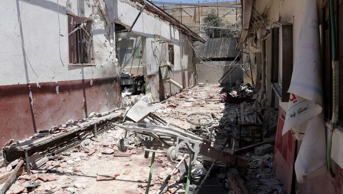 Afrin'e füzeli saldırı: 3 sivil hayatını kaybetti