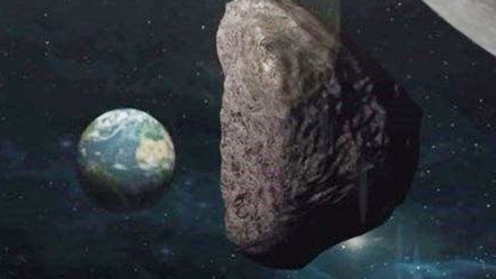 Bir göktaşı ilk defa Dünya'nın bu kadar yakınından geçti (NASA açıkladı) - 9