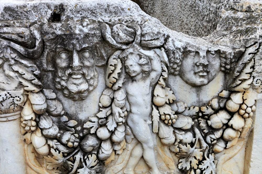 Türkiye'nin kültürel serveti: Ege'nin görkemli antik kentleri - 31