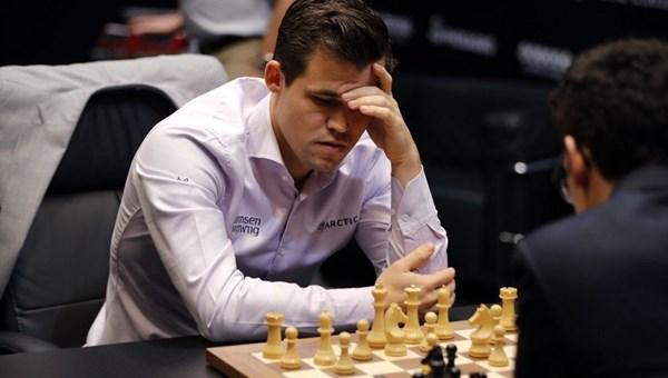 Magnus Carlsen satranç tarihine geçti (111 maçlık yenilmezlik)