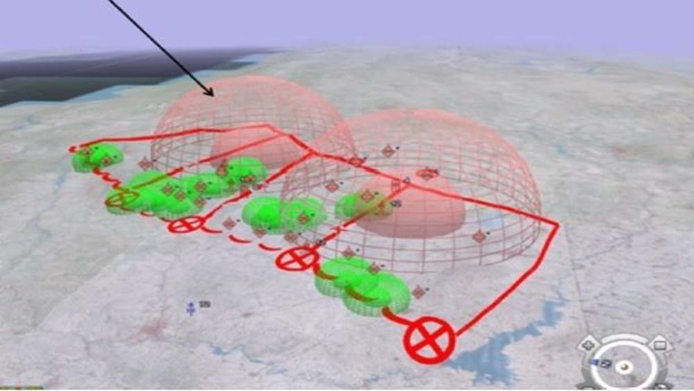 Aksungur tam yüklü mühimmatla 1 günden fazla uçtu (Türkiye'nin yeni nesil silahları) - 178