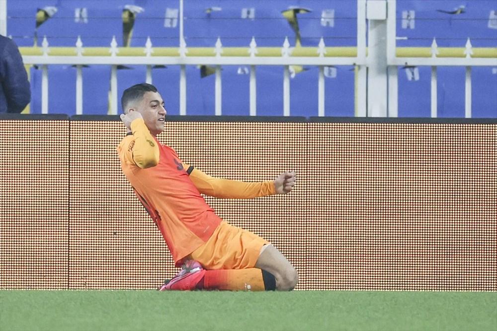 Derbide kazanan Galatasaray - 25