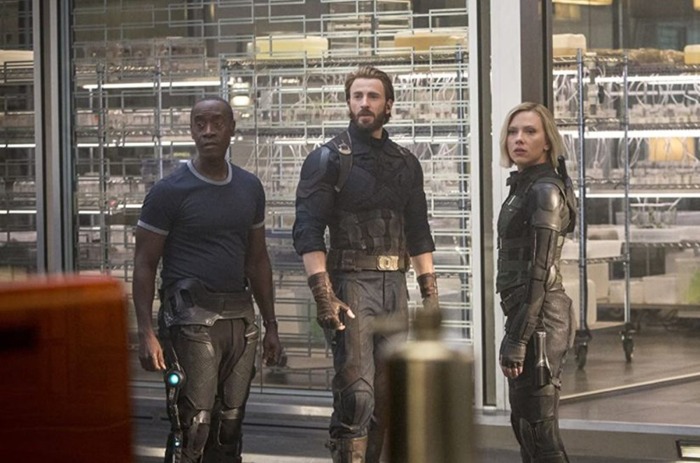 Avengers 5'te Marvel karakterlerinin hepsi birden yer alabilir - 4