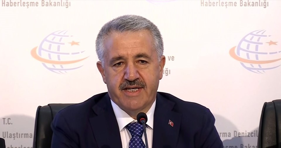 Bakan Ahmet Arslan
