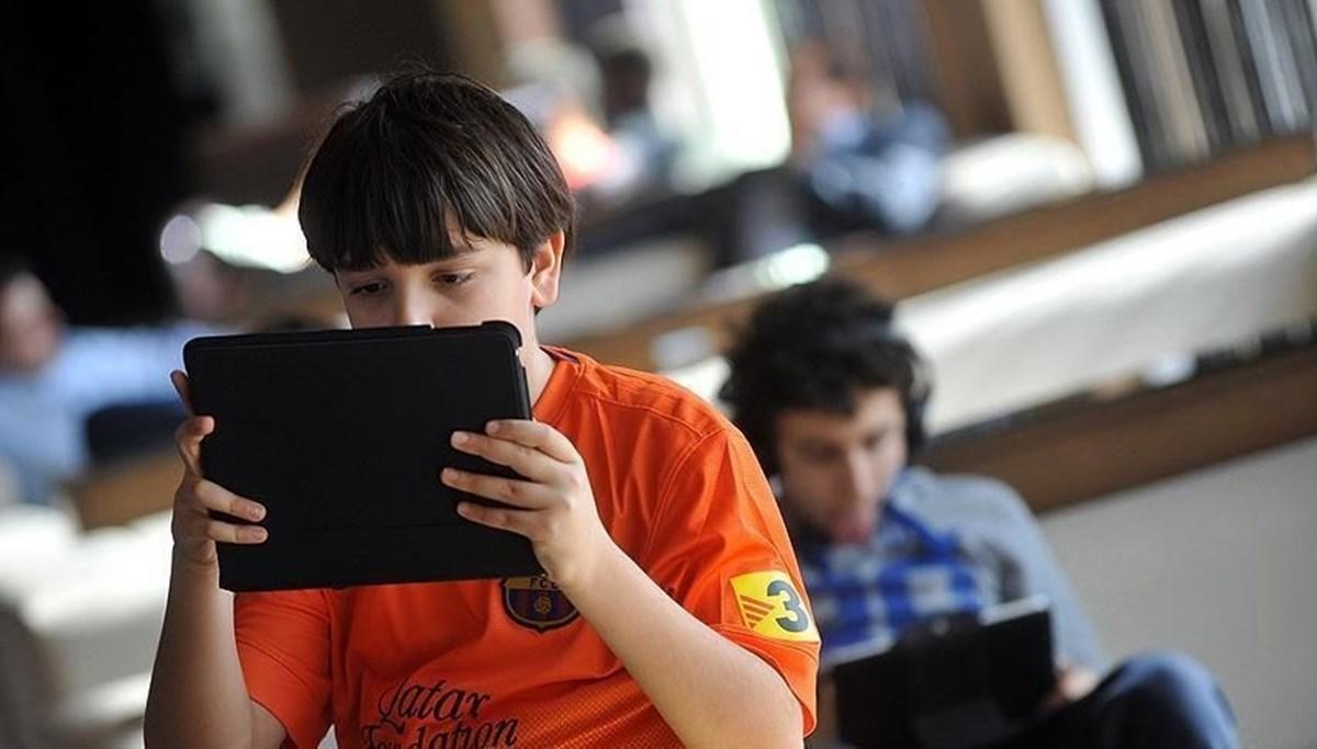 34 bin 445 öğrenciye daha tablet dağıtımı başladı