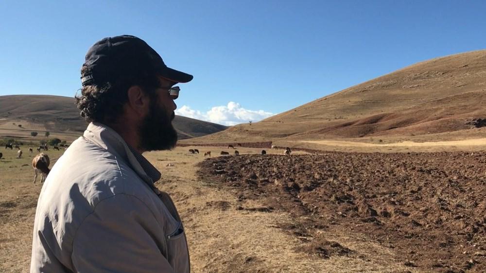 Bayburt'ta fosiller bulunan alan koruma altına alındı - 4