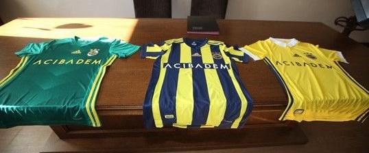 Fenerbahçe'nin yeni sponsoru Acıbadem