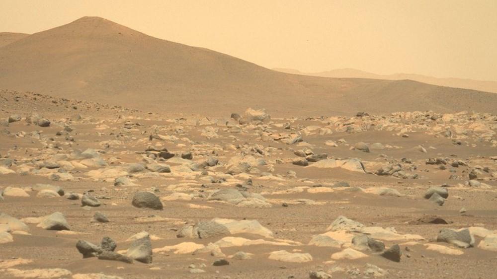 Perseverance Mars'ta 100 gün geçirdi: Kızıl Gezegen'den en etkileyici fotoğraflar - 1