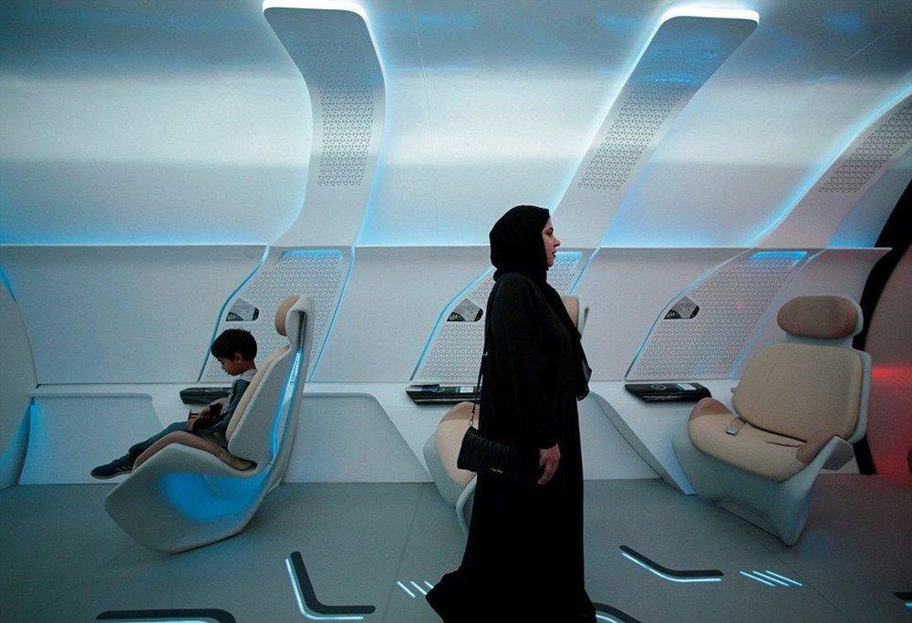 Hyperloop insanlı testlere başladı (Saatte 1000 kilometre hıza ulaşacak) - 5