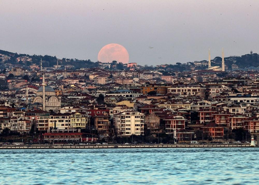 Yurttan 'Süper Solucan Ay' manzaraları - 2