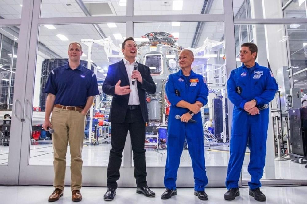 SpaceX ve NASA'nın yavru mürekkep balıkları taşıyan roketi fırlatıldı: İnsanlara çok benzeyen bağışıklık sistemleri var - 3
