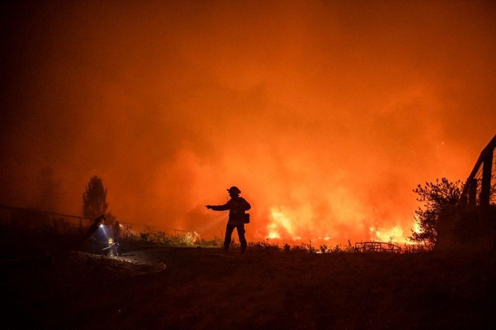 California'da yangınlar bitmiyor - 3