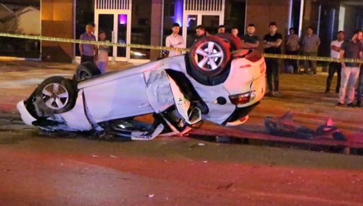 """""""Ölümlü kazalarda yüzde 56 azalma oldu"""""""