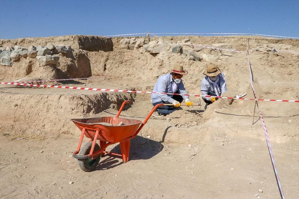 Van'da Urartular'a ait yeni veriler ortaya çıktı - 13
