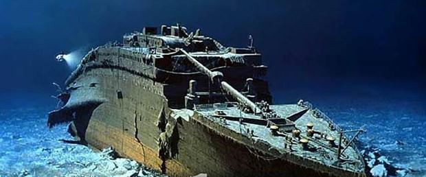 ... Titanik'te malzemeden çalınmış olabilir