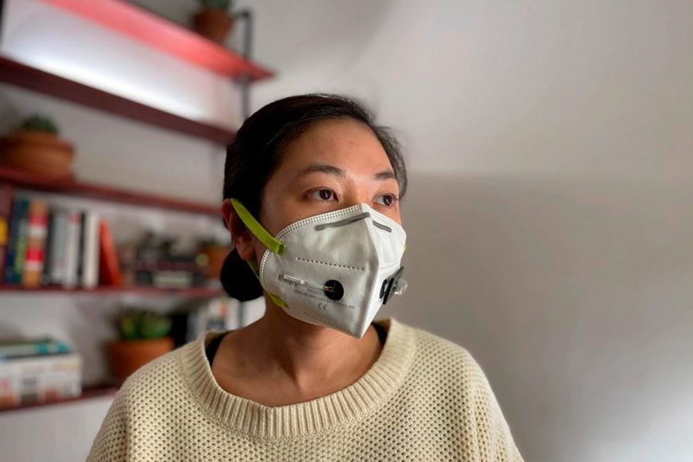 Harvard Üniversitesi ve MIT'den bilim insanları, Covid-19'u tespit edebilen maske geliştirdi - 2