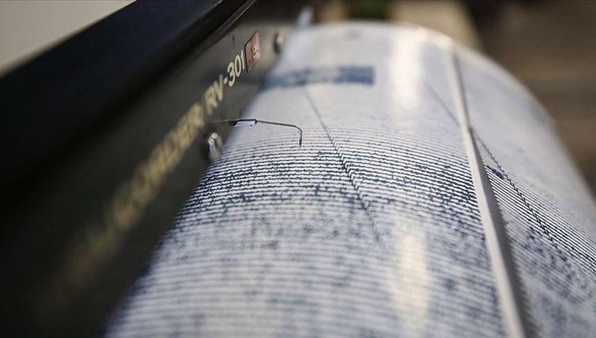 Erzincan'da 4,3'lük deprem