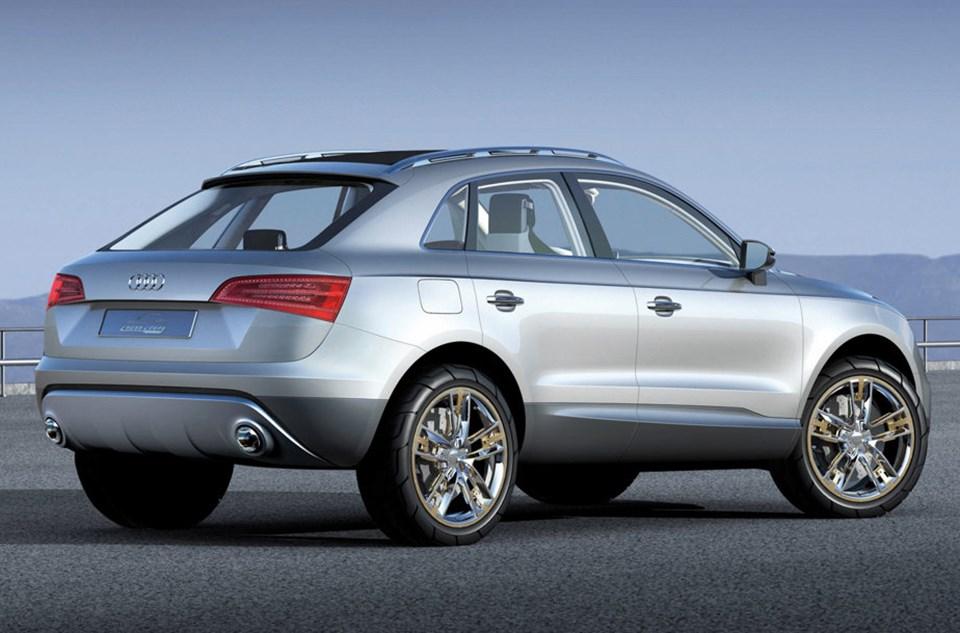Audi Cross Coupe quattro konsepti