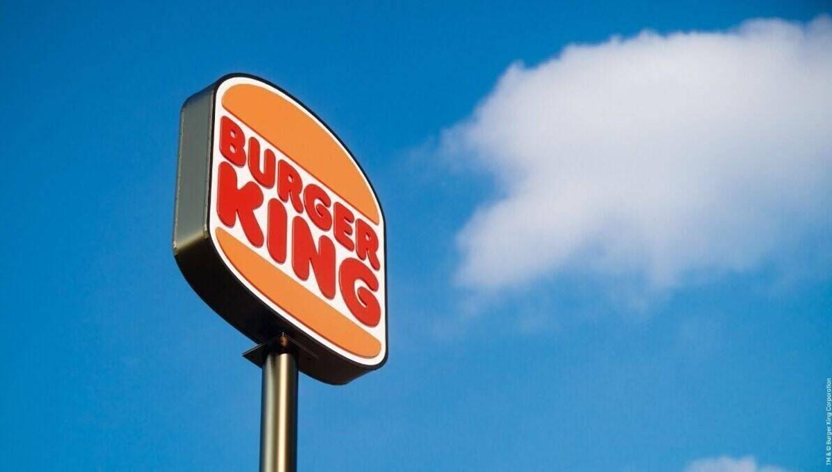Burger King 21 yıl sonra logosunu değiştirdi