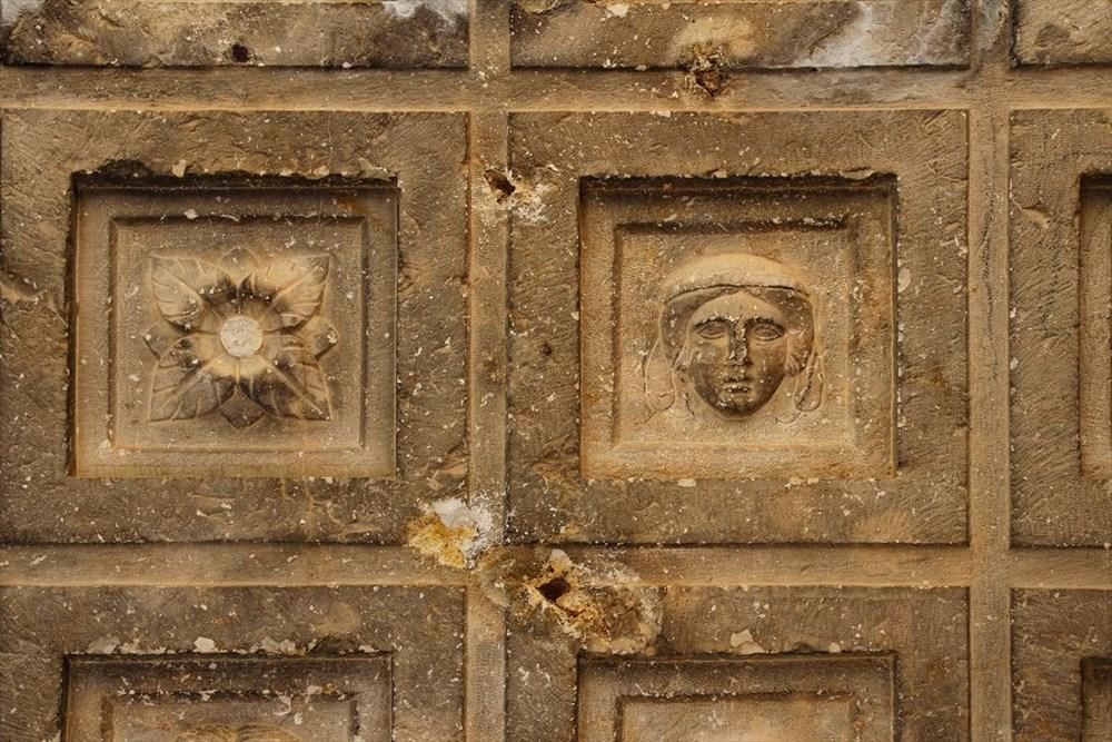2 bin yıllık Sidyma Antik Kenti içinde yerleşik hayat - 22