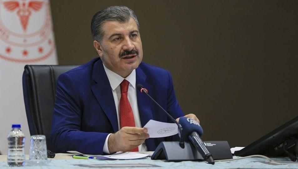 Sağlık Bakanı Koca:Bayramda il bazlı bazı kısıtlamalar gelebilir