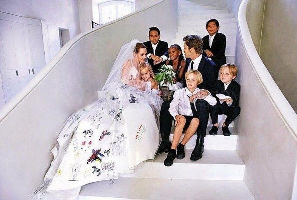 Angelina Jolie, Brad Pitt ile ortak velayet kararını temyize taşıdı - 7