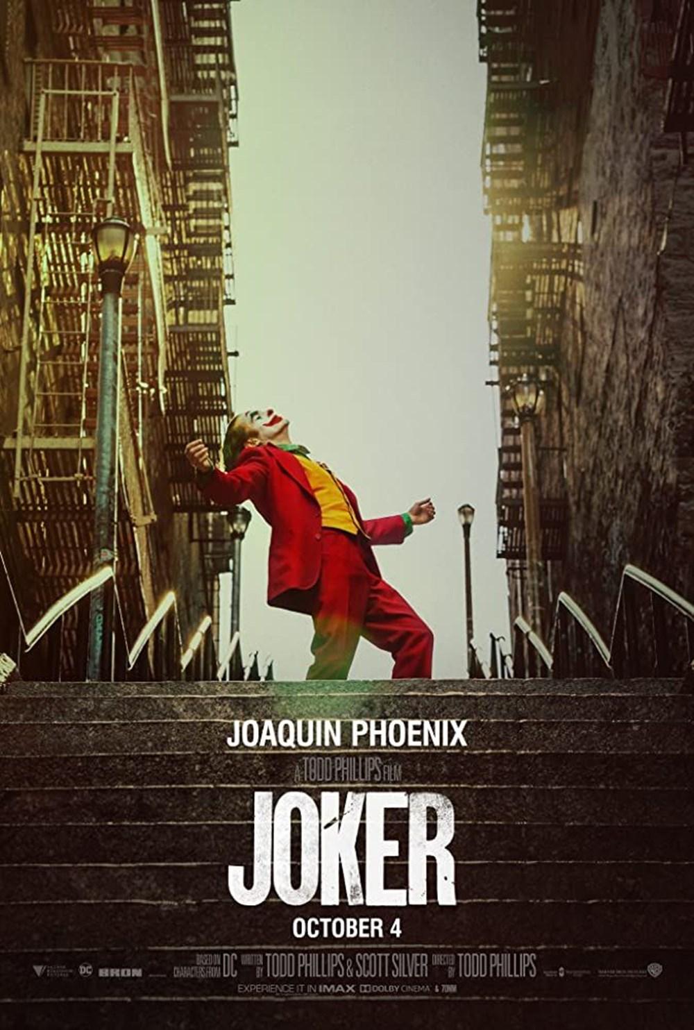 Joker filminin başrolü Joaquin Phoenix'in tüm filmleri - 6