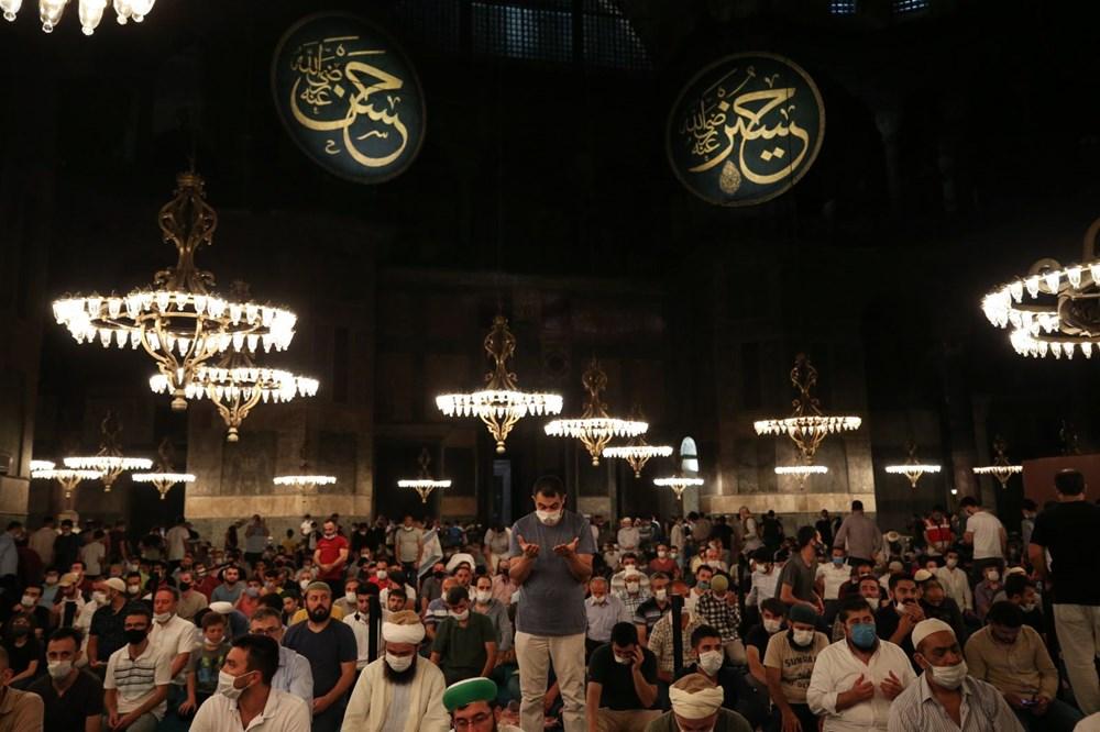 The crowd does not decrease in Hagia Sophia - 12